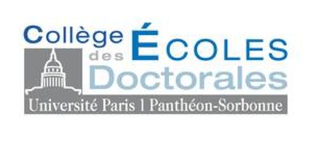Collège des Ecoles Doctorales de Paris 1 Panthéon-Sorbonne